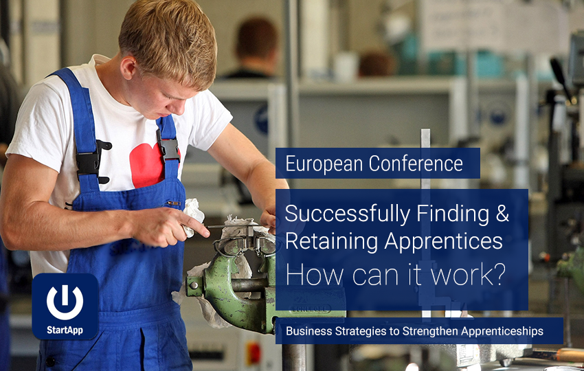 European Conference: Successfully Finding and Retaining Apprentices – How can it work?
