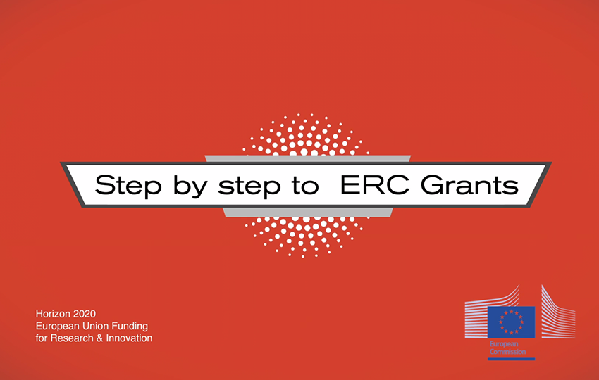 Grants for supporting  individual researchers – A short video on how your idea can be funded