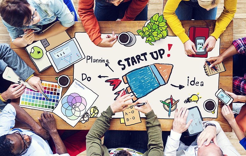 Exchange for Early Stage Investment Start-up Funding Intermediary