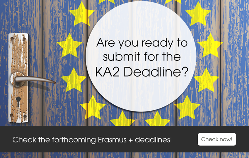 Are you ready to submit for the KA2 Deadline?