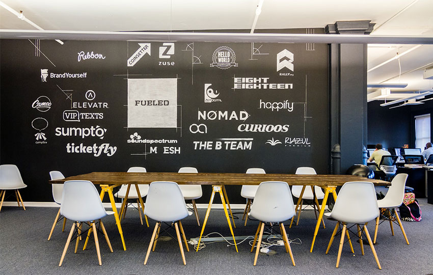 What about coworking spaces?