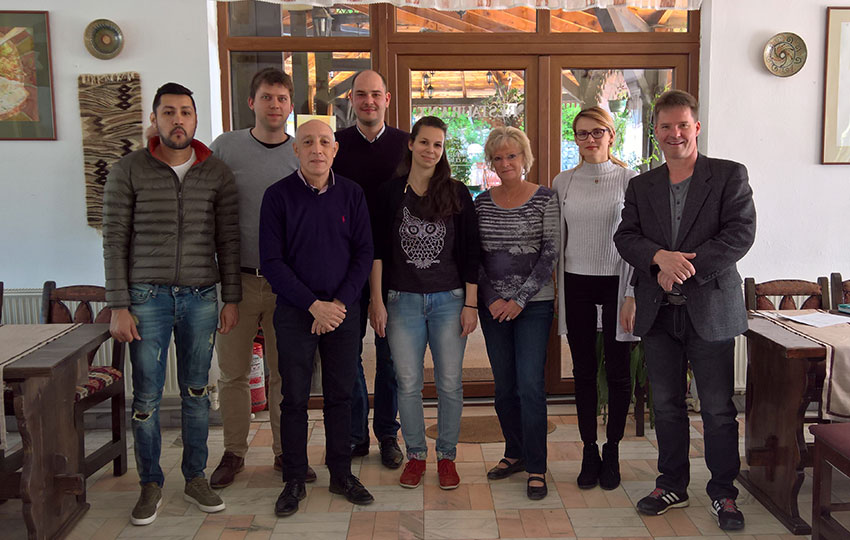 Mobility actions to motivate Roma for their inclusion in employment and education