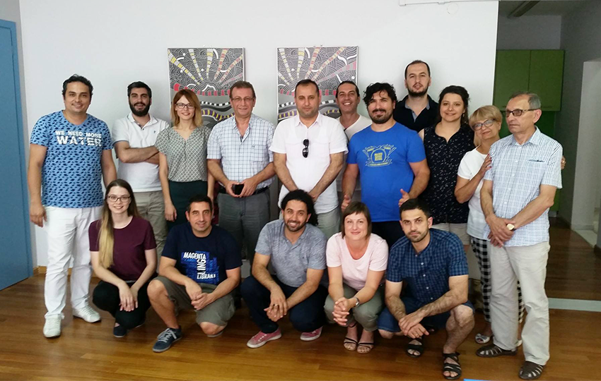 Preparation of the development of a Digital Literacy Module for migrants, refugees and asylum seekers