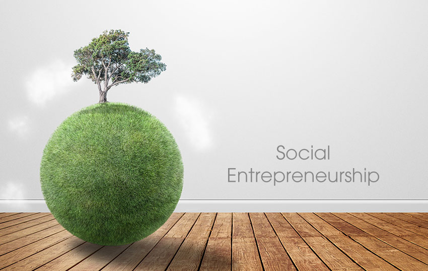 Development of new methods of Social Entrepreneurship for people who are difficult to find a job