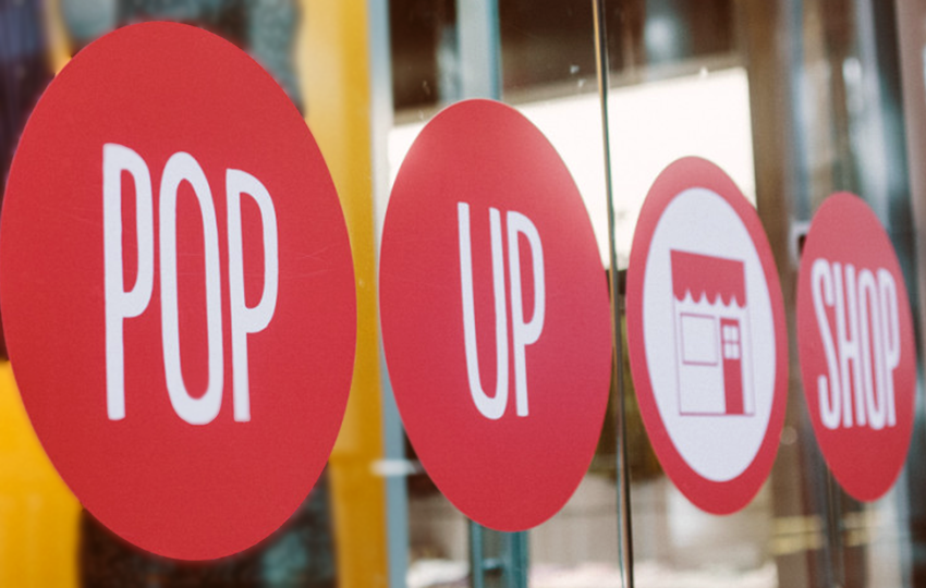 Developing a Pop-Up Shop Helper in the creative sector