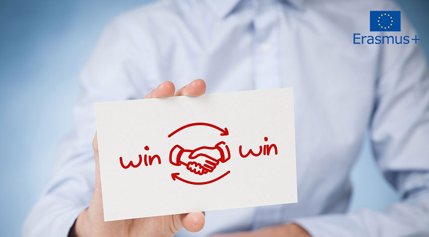 How to set up a winning partnership in Erasmus+ project
