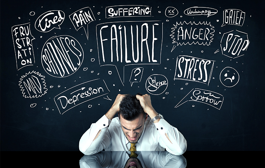 How to deal with failure in business