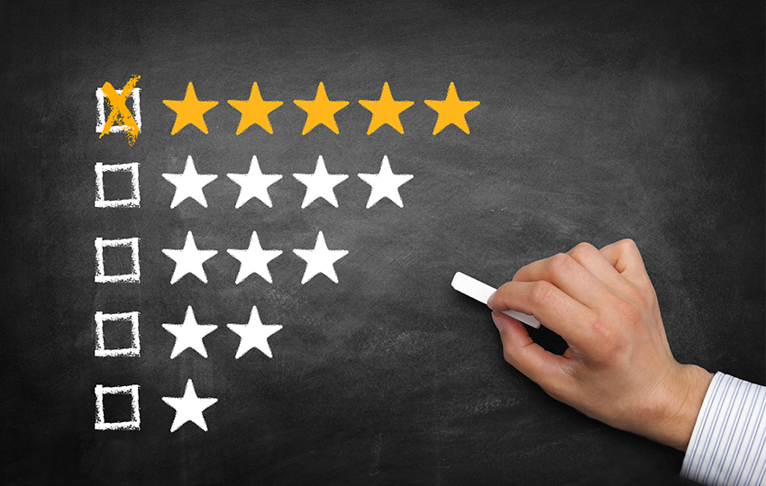 The importance of a review for a company
