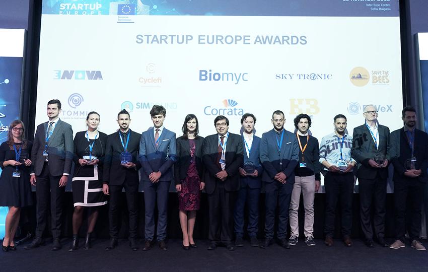 Startup Europe Awards Final Event