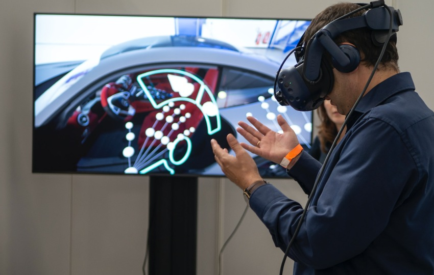 VR as an educational technology trend